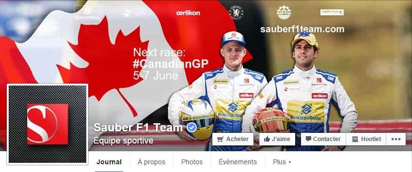 Facebook F1