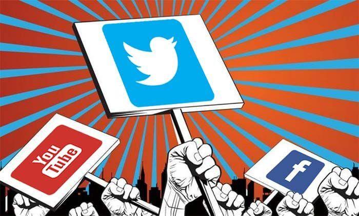 hommepolitique et réseaux sociaux