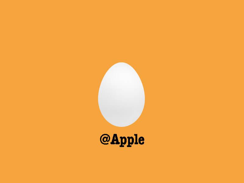 Apple et les réseaux sociaux