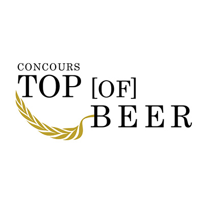 top of beer